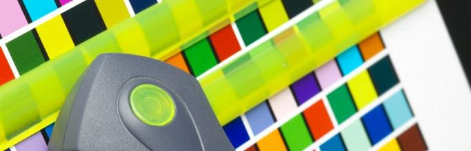 Цифрови цветни проби