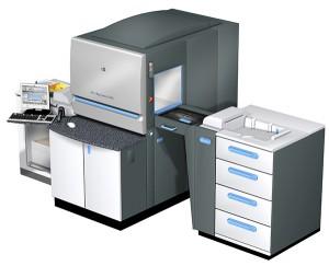 Машина за дигитален печат HP Indigo5500 в Булгед
