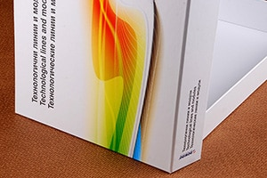 Hardcover document binders