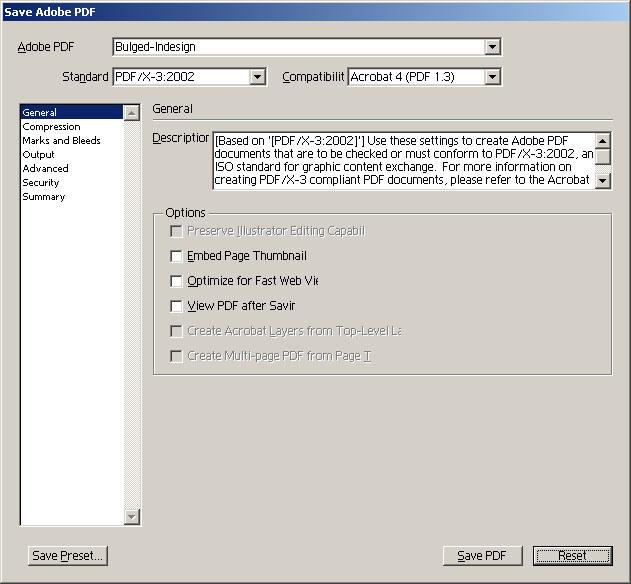 Запишете файлa (Save As или Publish to PDF) като PDF. Използвайте настройки, подходящи за печат.