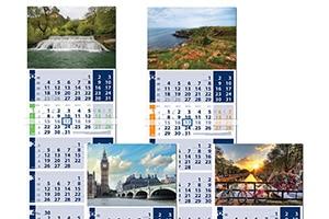 Работни календари Ултра Лайт